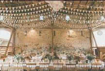 Dekorationskonzepte / Hochzeitsdekorationen mit besonderem Charme