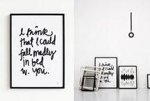 Prints/art I like