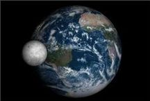 El Planeta Tierra / La ciencia existe por la curiosidad del ser humano. El saber no ocupa lugar.