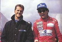 F1 Legends / F1 legends of the past and present Formula 1