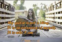 Guitar Player Inspiration