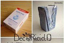 packaging / Idee per confezionare i regali in modo alternativo, con materiali di recupero