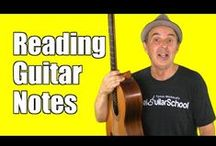 Guitar Lessons for Beginners / Guitar lessons for those starting out on the guitar playing journey.