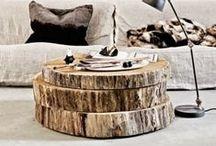 arredamento ricicloso / Arredare la casa con materiali di recupero, con poca spesa, zero spreco, tanta fantasia e originalità.