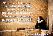 Guitar Lessons: My Sunday Updates / Sunday Updates
