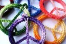 idee all'uncinetto / Idee di tutti i tipi per oggetti e accessori insoliti che trovo nel web, da realizzare a crochet
