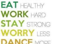 Healthy and Happy Lifestyle / Fitness and life tips to keep you active and feeling good!
