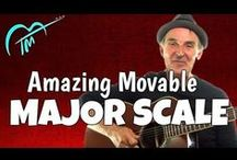 Guitar Scales and Guitar Notes