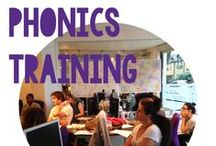 Phonics / Everything you need to know about teaching phonics in UK schools. Phonics resources and classroom phonics learning ideas all in one place!