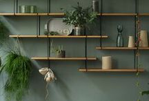Wall Shelving & Storage