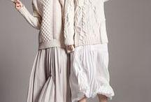 Dzianiny,swetry,wełniane sukienki.