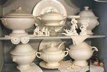 МОЯ кухня / Обожаю белую посуду...