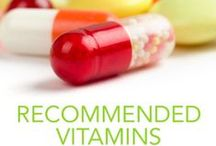 Vitamins and Supplements / Everything you need to stay healthy!