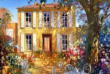 Laurent  Parcelier / Laurent  Parcelier...люблю его солнечные кружева