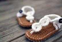 Crochet Baby Boots&Socks&Slippers / Tığ İşi Bebek Ayakkabıları