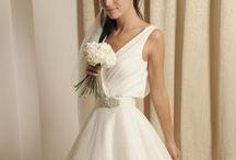 Robe de mariée - Longue / Robe de mariée www.artisevenement.fr