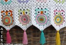 Crochet Blankets / Tığ İşi Battaniye