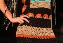 Crochet Dress&Short / Tığ işi elbise ve şort