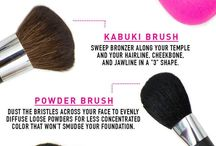 Makeup tips 'n' tricks