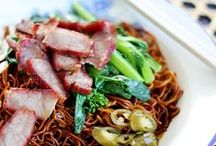 Singapore Food / Here are some of Anthony S Casey's favorite spots in Singapore!