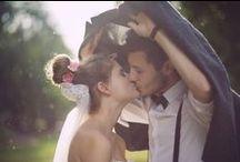 Mariage - Sous la pluie