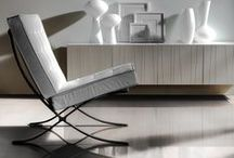 Minimalistic / A Kährs floor can complete your clean, minimal and modern interior.