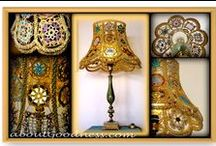 Chandelier,lampshades, lamp, light