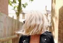 H A I R / Blonde hair! Every shade & technique.