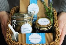 Gift/Hampers/Favors ideas