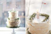 Party Cakes - wedding/birthday/etc.