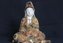 Antique Japanese Buddhas / Taiwan was part of Japan from 1895 to 1945. The cultural influences can be seen far and wide.