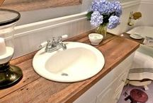 Bathroom Decor / Decorate your spacious bathroom at The Granary with these inspiring finds