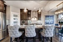 Our Kitchen Designs / A little taste of some of our kitchen designs in various showhomes.