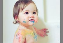 All Things Baby / Fun and interactive games for baby. Simple play ideas, sensory play and taste safe play for Babies