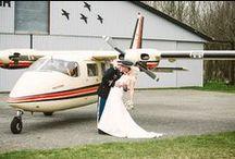 DIW in-flight wedding / All photos by Camilla Jorvad photography
