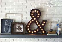 DIY: Home Decor Ideas