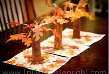 Kids Autumn Fall Activities and Crafts / All of the fantastic Autumn Fall activities and crafts I stumble upon that Buddy isn't old enough to try!