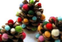 Christmas Toddler Activities / Christmas crafts and activities for Toddlers to enjoy!