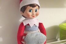 Elf on the Shelf / A collection of fun Elf on the Shelf ideas! Funny, cute, naughty and nice!