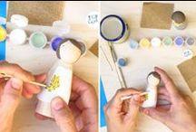 DIY - Do it yourself ! / Decorate your home, having fun and spending less. ;)  Faça você mesmo e decore a sua casa se divertindo e gastando menos. ;)