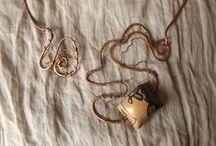 Mie creazioni: bigiotteria - Fimo / polymer clay & Wire / Bigiotteria realizzata a mano in fimo  Handmade Jewelry - DIY    Paste / argille polimeriche / sintetiche Polymer clay & WIRE Dal sito http://www.wizzy.sitiwebs.com