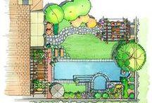 zahrada - plánování
