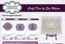 Creative Expressions / Creative Expression is a UK brand for all kind of high quality Dies combined with coordinated Stamps