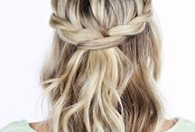 HAIRSTYLES WE LOVE! / Fun hairstyles