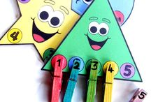 Number Play / Number learning, activities and crafts for kids of all ages