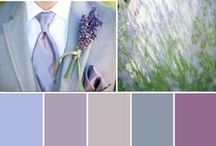 Wedding Colour Palettes || Ślubne Palety Kolorów