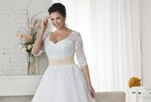 Plus Size Wedding Dress || Suknie Ślubne Plus Size