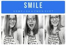 Usmej sa a zmen svet / Moj nemozny (foto)projekt.  Kazdy den vyfotit jedneho usmievaveho cloveka. 90 dni. 90 fotiek. 90 usmevov :)   http://www.usmejsaazmensvet.eu/ https://www.facebook.com/usmejsaazmensvet.eu/