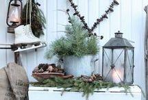 X-Mas - Ideen für Weihnachten / Dekoideen für Weihnachten. Weihnachtliche DIY's, weihnachtlich dekorieren, x-mas, decor, X-Mas DIY, Adventsdeko, Dekoration im Advent