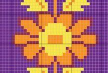 Wayuu Mochila patterns